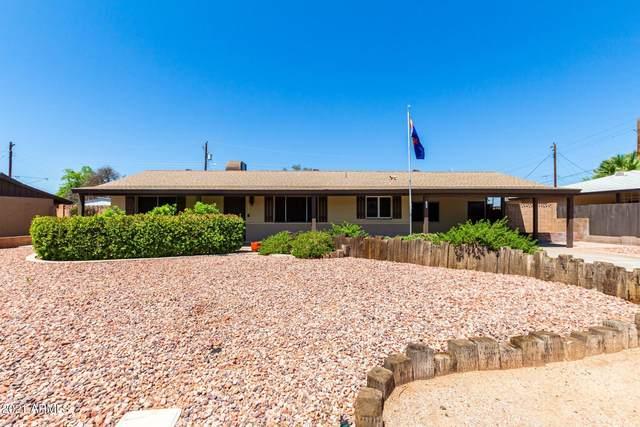 850 W Heather Drive, Mesa, AZ 85201 (MLS #6271618) :: The Ethridge Team