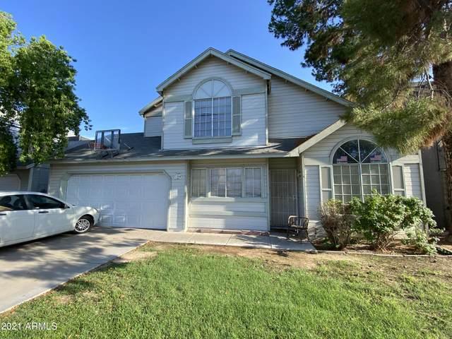 235 N 22ND Place #554, Mesa, AZ 85213 (MLS #6271621) :: The Garcia Group