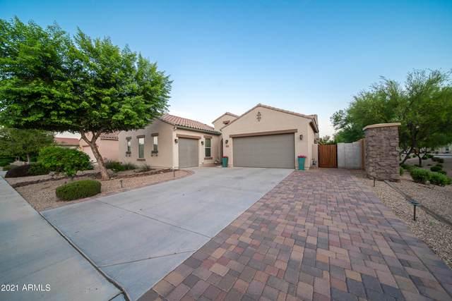 16229 W Berkeley Road, Goodyear, AZ 85395 (MLS #6271644) :: Long Realty West Valley