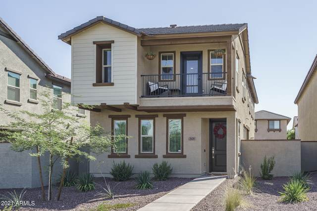 2628 N Heritage Street, Buckeye, AZ 85396 (MLS #6271648) :: The Riddle Group
