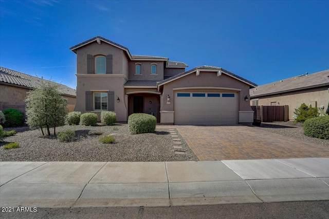 475 E Torrey Pines Place, Chandler, AZ 85249 (MLS #6271666) :: Executive Realty Advisors