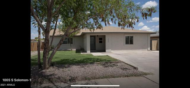 1005 S Solomon, Mesa, AZ 85204 (MLS #6271671) :: The Garcia Group