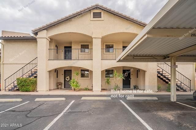 16108 E Emerald Drive #201, Fountain Hills, AZ 85268 (MLS #6271676) :: Jonny West Real Estate