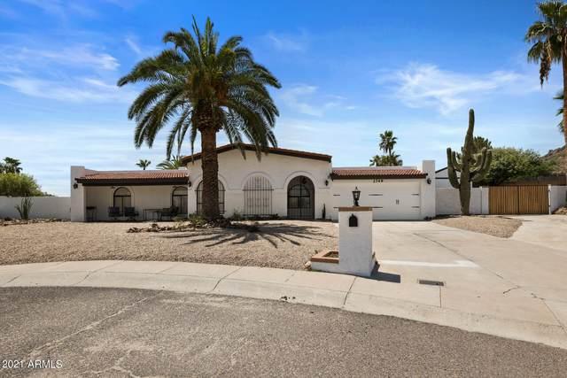 2749 E Gelding Drive, Phoenix, AZ 85032 (MLS #6271679) :: Yost Realty Group at RE/MAX Casa Grande