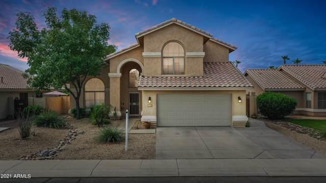 1091 W Goldfinch Way, Chandler, AZ 85286 (MLS #6271698) :: Executive Realty Advisors