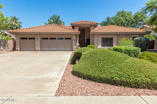 1322 E Le Marche Avenue, Phoenix, AZ 85022 (MLS #6271702) :: The Laughton Team