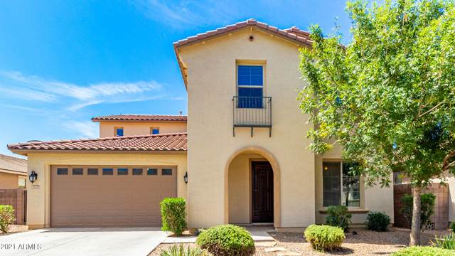 2717 E Narrowleaf Drive, Gilbert, AZ 85298 (MLS #6271715) :: Keller Williams Realty Phoenix