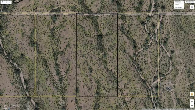 0 W Painted Wagon Trail, Wittmann, AZ 85361 (MLS #6271716) :: Dave Fernandez Team | HomeSmart