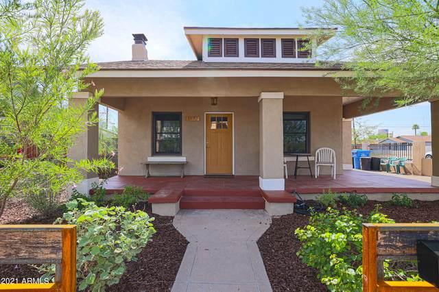 1032 N 10TH Street, Phoenix, AZ 85006 (MLS #6271741) :: Keller Williams Realty Phoenix