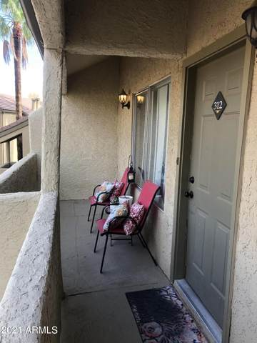 1331 W Baseline Road #312, Mesa, AZ 85202 (MLS #6271753) :: Executive Realty Advisors