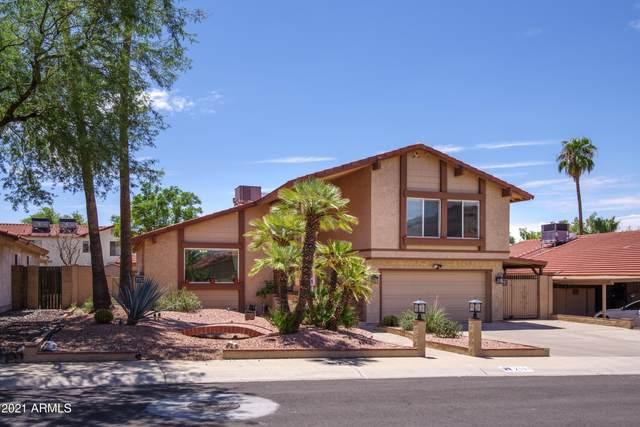 2101 E Friess Drive, Phoenix, AZ 85022 (MLS #6271779) :: Keller Williams Realty Phoenix