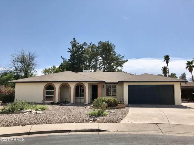 861 W Knowles Circle, Mesa, AZ 85210 (MLS #6271784) :: Yost Realty Group at RE/MAX Casa Grande