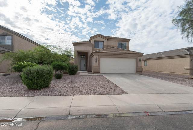 2120 N Santiana Place, Casa Grande, AZ 85122 (MLS #6271793) :: Elite Home Advisors