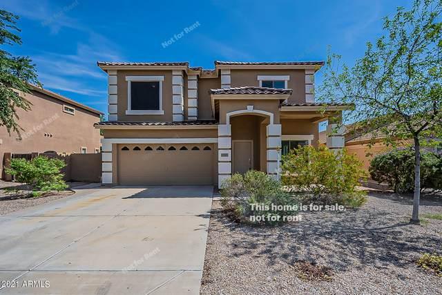 10165 E Knowles Avenue, Mesa, AZ 85209 (MLS #6271794) :: Yost Realty Group at RE/MAX Casa Grande