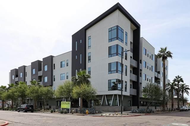 1130 N 2ND Street #406, Phoenix, AZ 85004 (MLS #6271795) :: Keller Williams Realty Phoenix
