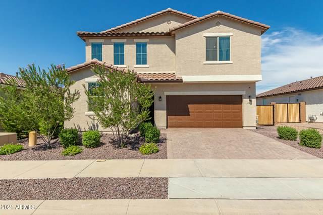 17518 W Hadley Street, Goodyear, AZ 85338 (MLS #6271800) :: Yost Realty Group at RE/MAX Casa Grande