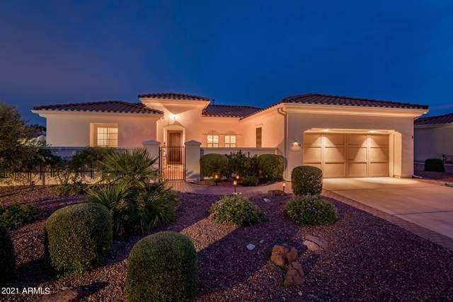 13631 W Junipero Drive, Sun City West, AZ 85375 (MLS #6271821) :: Yost Realty Group at RE/MAX Casa Grande