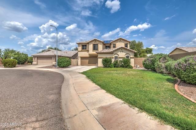 2007 S 82ND Avenue, Phoenix, AZ 85043 (MLS #6271824) :: The Copa Team | The Maricopa Real Estate Company