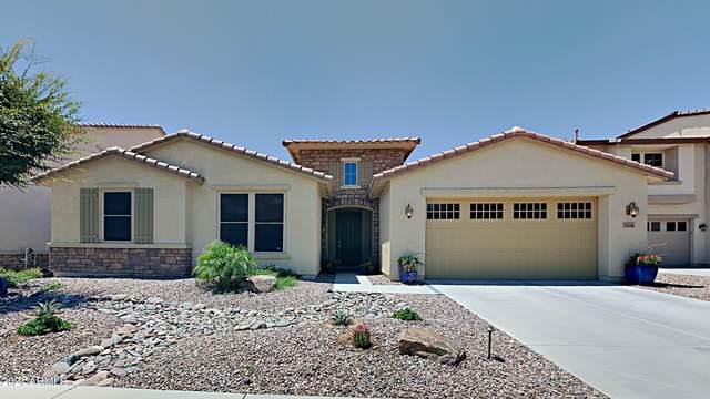 5534 S Mariposa Drive, Gilbert, AZ 85298 (MLS #6271832) :: Elite Home Advisors