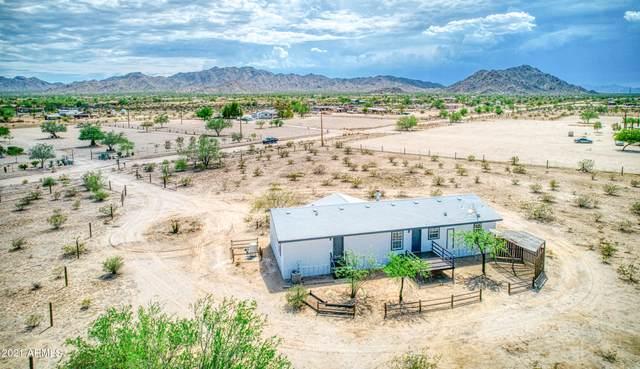 53640 W Organ Pipe Road, Maricopa, AZ 85139 (MLS #6271870) :: The Garcia Group