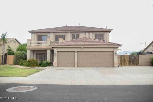 4909 W Milada Drive, Laveen, AZ 85339 (MLS #6271872) :: The Laughton Team