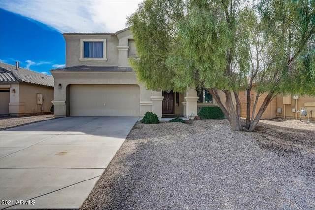 29302 N Gold Lane, San Tan Valley, AZ 85143 (MLS #6271873) :: Service First Realty
