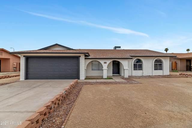 4564 W Onyx Avenue, Glendale, AZ 85302 (MLS #6271879) :: The Copa Team   The Maricopa Real Estate Company