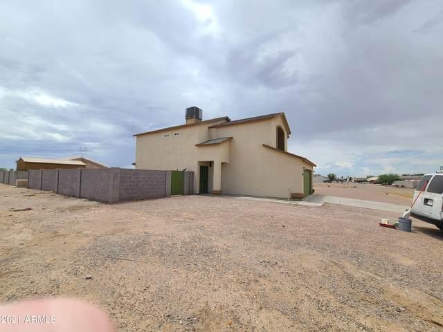 8385 W Swansea Drive, Arizona City, AZ 85123 (MLS #6271895) :: The Copa Team | The Maricopa Real Estate Company