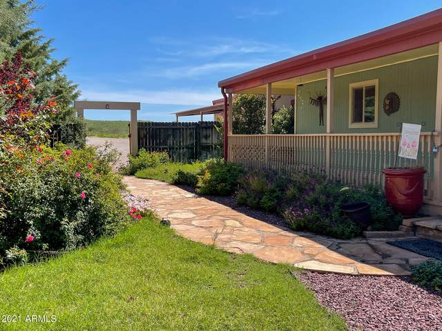 6673 W Gleeson Road, Tombstone, AZ 85638 (MLS #6271896) :: Service First Realty