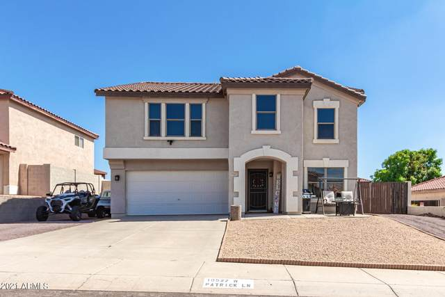 10527 W Patrick Lane, Peoria, AZ 85383 (MLS #6271898) :: Yost Realty Group at RE/MAX Casa Grande