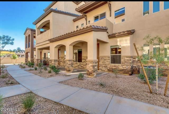2821 S Skyline Drive #144, Mesa, AZ 85212 (MLS #6271906) :: Yost Realty Group at RE/MAX Casa Grande