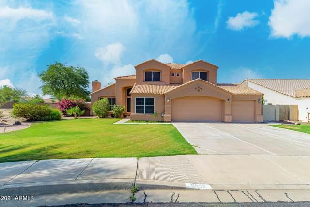 9557 E Inverness Circle, Mesa, AZ 85209 (MLS #6271912) :: Power Realty Group Model Home Center