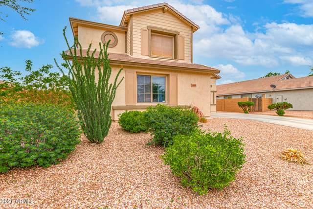 1468 N Milly Lane, Casa Grande, AZ 85122 (MLS #6271923) :: Executive Realty Advisors
