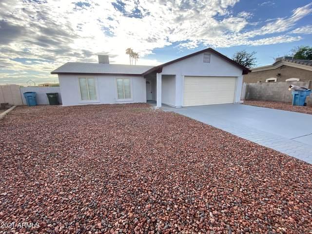 4843 N 80TH Drive, Phoenix, AZ 85033 (MLS #6271925) :: Power Realty Group Model Home Center