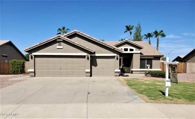 1862 S Dexter Avenue, Mesa, AZ 85209 (MLS #6271941) :: Yost Realty Group at RE/MAX Casa Grande
