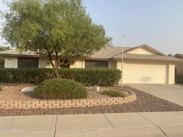 19819 N 146TH Drive, Sun City West, AZ 85375 (MLS #6271946) :: Yost Realty Group at RE/MAX Casa Grande