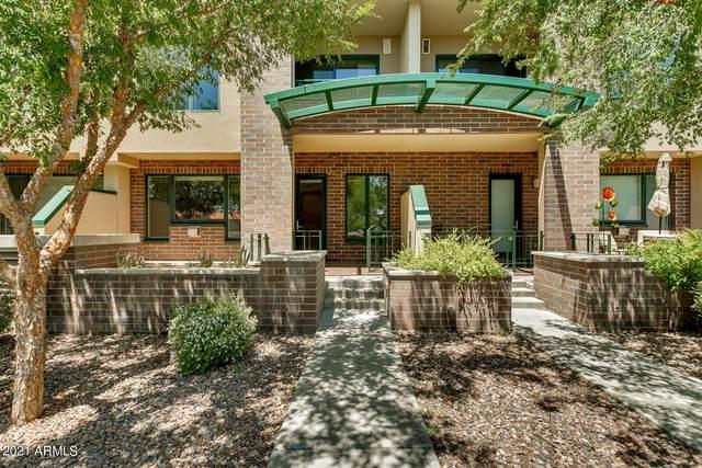16 W Encanto Boulevard #24, Phoenix, AZ 85003 (MLS #6271961) :: Long Realty West Valley