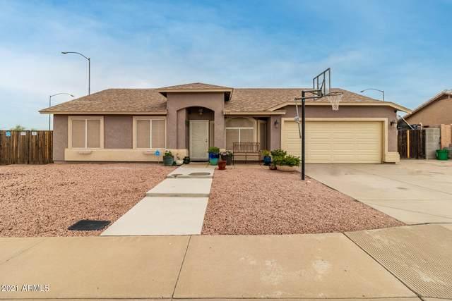 652 N 80TH Place, Mesa, AZ 85207 (MLS #6271964) :: Yost Realty Group at RE/MAX Casa Grande