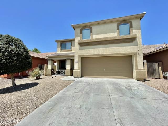 10222 W Hess Street, Tolleson, AZ 85353 (MLS #6271973) :: Keller Williams Realty Phoenix
