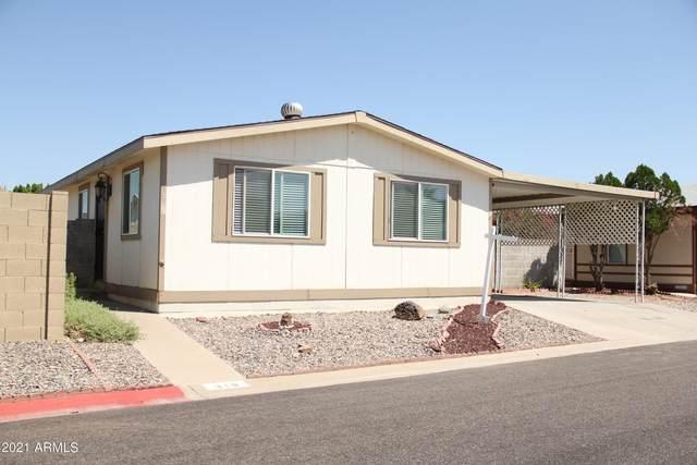 8601 N 103RD Avenue #319, Peoria, AZ 85345 (MLS #6271990) :: Executive Realty Advisors