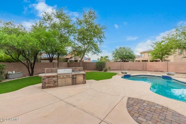 18460 W Sweet Acacia Drive, Goodyear, AZ 85338 (MLS #6271992) :: Yost Realty Group at RE/MAX Casa Grande