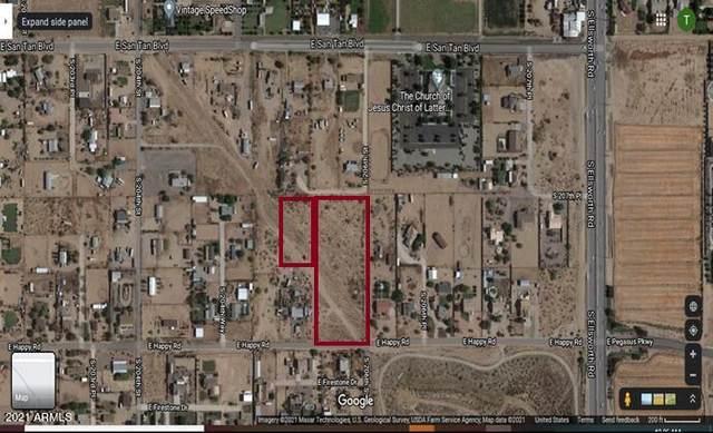 0 E Happy Road, Queen Creek, AZ 85142 (MLS #6271994) :: Yost Realty Group at RE/MAX Casa Grande