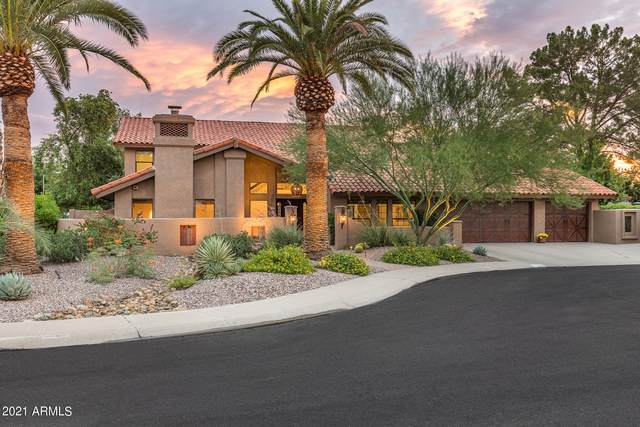 8658 E Turquoise Avenue, Scottsdale, AZ 85258 (MLS #6272014) :: Conway Real Estate