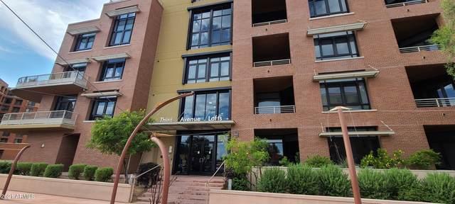 7301 E 3RD Avenue #313, Scottsdale, AZ 85251 (MLS #6272019) :: Keller Williams Realty Phoenix