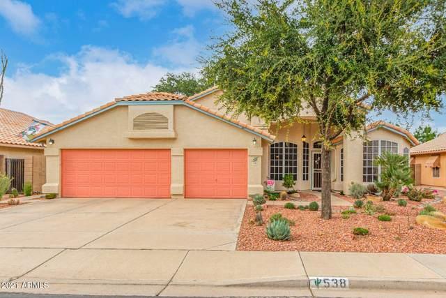 538 W Nido Avenue, Mesa, AZ 85210 (MLS #6272042) :: Yost Realty Group at RE/MAX Casa Grande