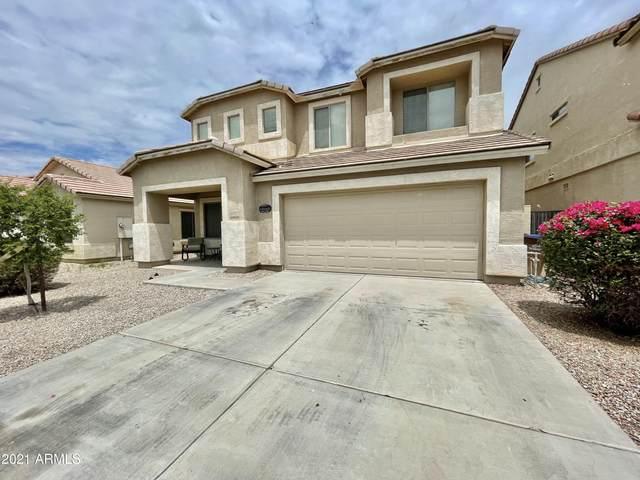 45652 W Dirk Street, Maricopa, AZ 85139 (MLS #6272047) :: The Laughton Team