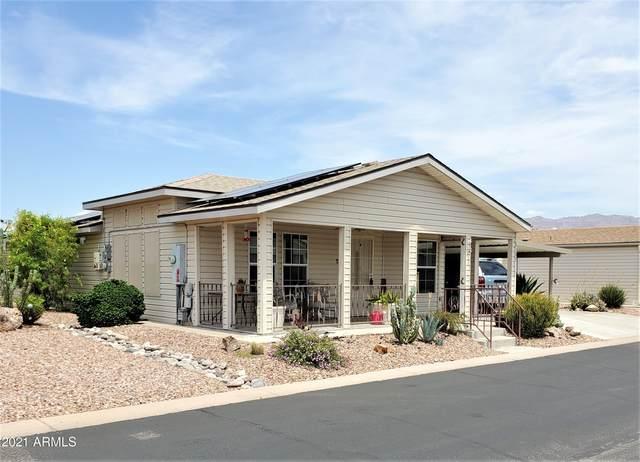 3301 S Goldfield Road #2107, Apache Junction, AZ 85119 (MLS #6272054) :: Elite Home Advisors
