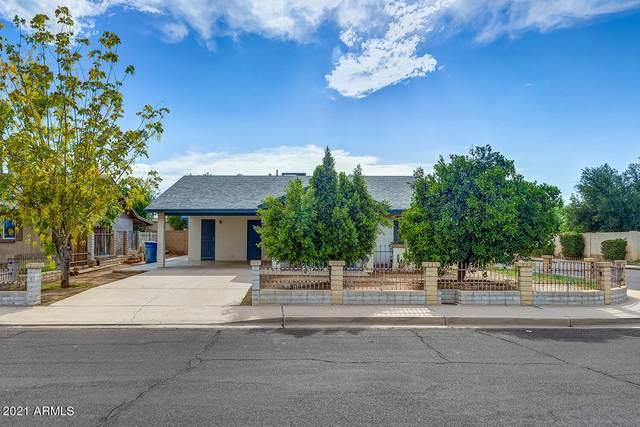 2301 E Riviera Drive, Tempe, AZ 85282 (MLS #6272078) :: Yost Realty Group at RE/MAX Casa Grande