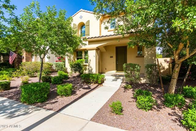2417 N Heritage Street, Buckeye, AZ 85396 (MLS #6272123) :: Long Realty West Valley