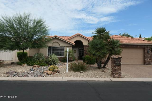 9310 E Coopers Hawk Drive, Sun Lakes, AZ 85248 (MLS #6272127) :: Keller Williams Realty Phoenix